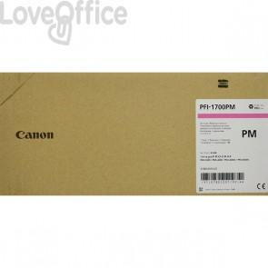 Originale Canon inkjet 0780C001 Cartuccia PFI-1700PM - 700 ml - magenta foto