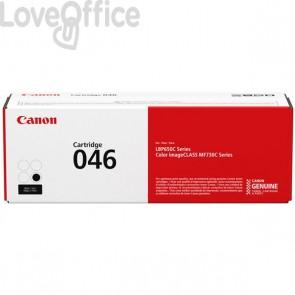 Originale Canon laser 1250C002 Toner 046BK nero