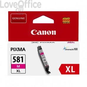 Originale Canon inkjet 2050C001 Cartuccia alta capacità ChromaLife100 CLI-581M XL magenta