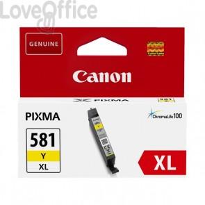 Originale Canon inkjet 2051C001 Cartuccia alta resa ChromaLife100 CLI-581Y XL giallo