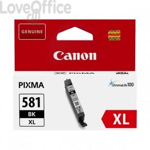 Originale Canon inkjet 2052C001 Cartuccia alta capacità ChromaLife100 CLI-581BK XL nero