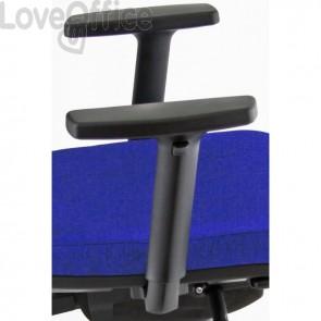 Coppia di Braccioli per sedie Unisit - ACCBR2DR2