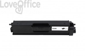 Toner Compatibile TN-329BK/TN-328BK/TN-900BK Nero cartridge Brother - 6000 Pagine