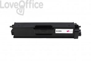 Toner Compatibile TN-329M/TN-328M/TN-900M Magenta cartridge Brother - 6000 Pagine