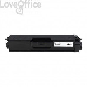 Toner Compatibile TN-900BK Nero Cartridge Brother - 6000 Pagine