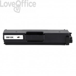 Toner Compatibile Brother TN-910BK Nero - 9000 Pagine