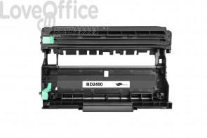 Drum unit Brother Compatible DR-2400 Nero - 12000 Pages