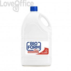 Disinfettante per superfici Bioform Plus tanica da 5 litri