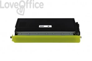 Toner Compatibile TN-6600 Nero Cartridge Brother - 6000 Pagine