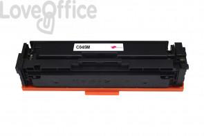 Toner Compatibile Canon 045M - Magenta - 1300 pagine