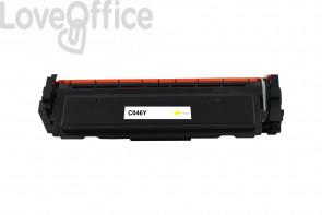 Toner Canon Compatibile 046Y - Giallo - 2300 pagine