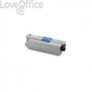 Toner OKI 46508712 per OKI C332 C332DN MC363 MC363DN nero compatibile alta cap. 3500 pagine