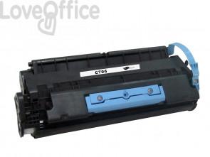 Toner Canon Compatibile 706 - Nero - 5000 pagine