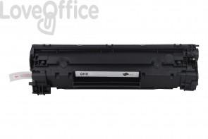 Toner Canon Compatibile 737 - Nero  - 2400 pagine