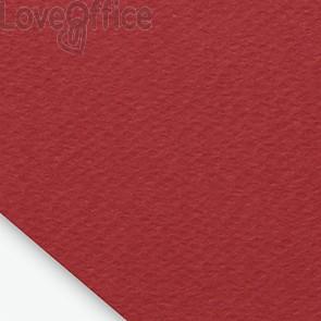Cartoncini colorati PRISMA 220 Favini - 50x70 cm - rosso rubino (conf.20)