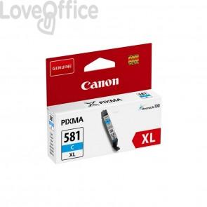 Originale Canon inkjet 2049C001 Cartuccia alta capacità ChromaLife100 CLI-581C XL ciano