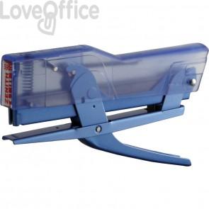 Cucitrice a pinza ZENITH 590 Met Blu Metallizzato
