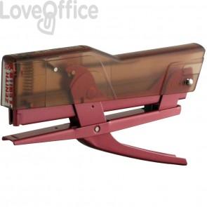 Cucitrice a pinza ZENITH 590 Met max 30 fogli rosso Bordeaux Metallizzato