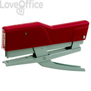 Cucitrice a pinza ZENITH 590 - Rosso-Beige