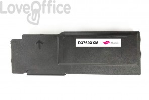 Toner Dell 593-11121 magenta compatibile