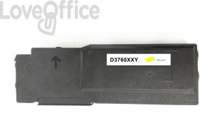 Toner Dell 593-11120 giallo compatibile