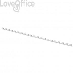 Dorsi a spirale Q-Connect A4 bianco 6 mm (conf.100)