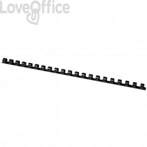 Dorsi a spirale Q-Connect A4 nero 10 mm (conf.100)