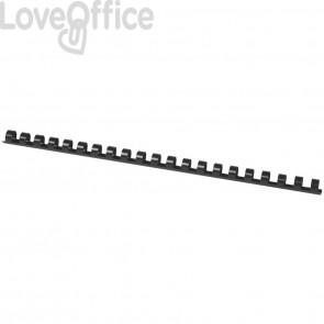 Dorsi a spirale Q-Connect A4 nero 12 mm (conf.100)