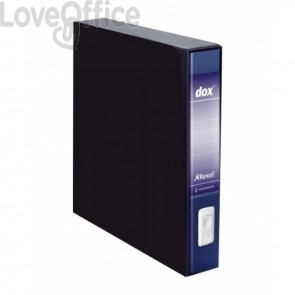 registratore dox 5 blu