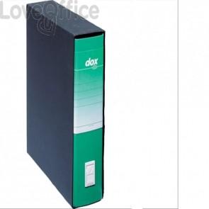registratore dorso 5 cm verde