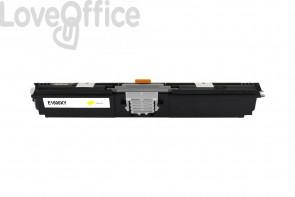 Toner Compatibile per Epson Aculaser 1600/CX16 series Giallo C13S050555 - 2700 Pagine