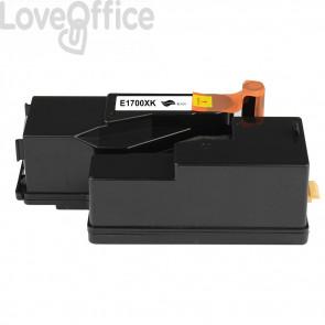 Toner Compatibile C13S050614 per Epson AcuLaser C1700/C1750/CX17 Nero series - 2000 Pagine