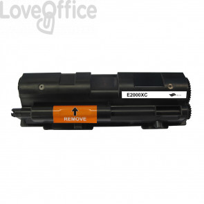Toner Compatibile C13S050435 Nero kits Epson - 8000 Pages