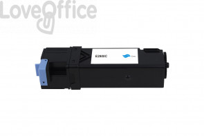 Toner Compatibile C13S050629 Ciano kits Epson - 2500 Pagine