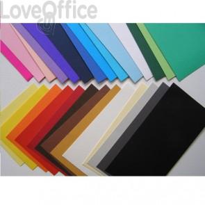 Cartoncini colorati PRISMA 220 Favini - 70x100 cm - nero (conf.10)