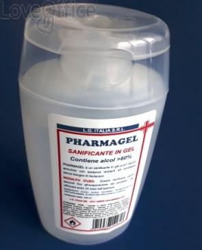 Igienizzante mani Gel da 80ml antibatterico (no Amuchina)
