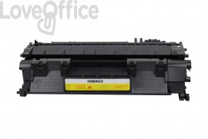 Toner Compatibile HP 05A/80A - CE505A/CF280A - Nero - 2700 pagine