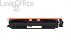 Toner HP CE312A (126A) giallo compatibile