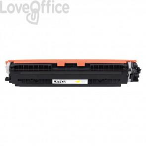 Toner Rigenerato HP 130A - CF352A Giallo - 1000 pagine
