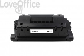 Toner Compatibile HP 64X - CC364X Nero - 24000 pagine