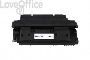 Toner Rigenerato HP 27X - C4127X Nero - 10000 pagine