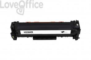Toner Rigenerato HP 304A - CC530A Nero - 3500 pagine