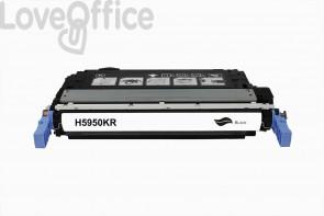 Toner Rigenerato HP 643A - Q5950A Nero - 11000 pagine