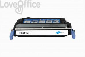 Toner Rigenerato HP 643A - Q5951A Ciano - 10000 pagine