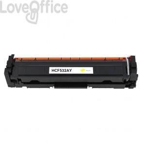 HP CF532A(205A)
