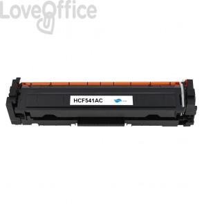 Toner HP CF541A (203A) ciano compatibile