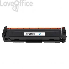 Toner HP CF541X (203X) ciano compatibile
