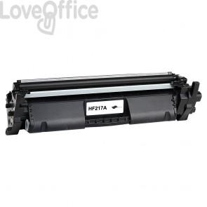 Toner HP CF217A (17A) nero compatibile
