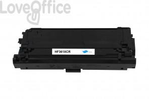 Toner Rigenerato HP CF361X Ciano - 9500 pagine