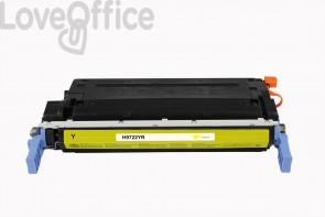 Toner Rigenerato HP 641A - C9722A giallo - 8000 pagine
